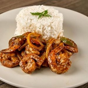 BBQ Shrimps