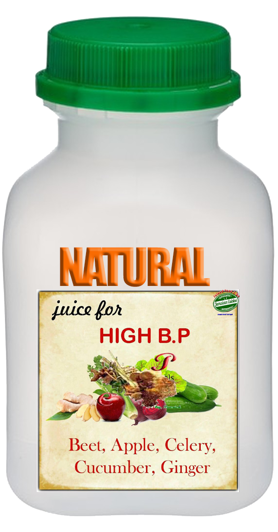 High blood pressure juice